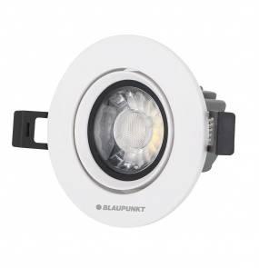 Oczko podtynkowe oprawa oświetleniowa DLR7WW Spot 7W 3000K barwa ciepła BLAUPUNKT