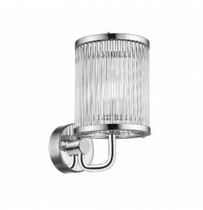 Kinkiet SERGIO W0528-01F-F4AC E14 Zuma Line LED chrom szkło