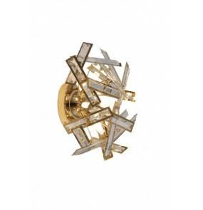 Kinkiet/ Plafon CLEMENTI GOLD-4L