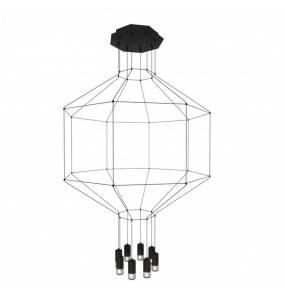 Lampa wisząca Linea-8 XT080-8P Step Into Design