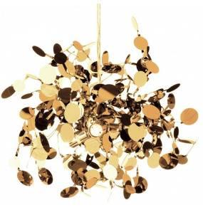 Lampa wisząca Monetti ST-1676 GOLD Step Into Design