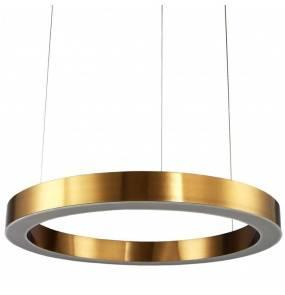 Lampa wisząca Circle ST-8848-80 brass Step Into Design