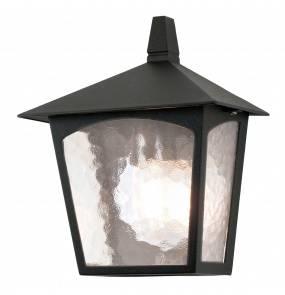 Kinkiet zewnętrzny York BL15 Elstead Lighting klasyczna oprawa ścienna w kolorze czarnym