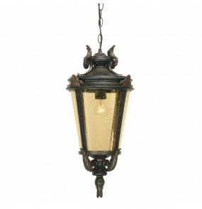Lampa zewnętrzna wisząca Baltimore BT8/L Elstead Lighting klasyczna oprawa w dekoracyjnym stylu