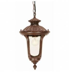 Lampa wisząca Chicago CC8/S Elstead Lighting dekoracyjna oprawa zewnętrzna w klasycznym stylu