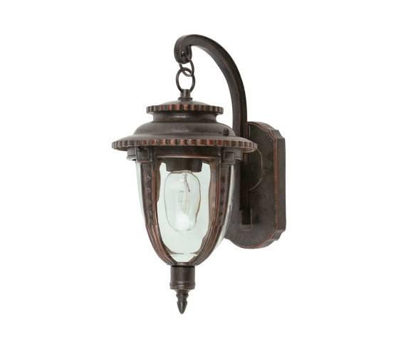 Kinkiet zewnętrzny St. Louis STL2/M WB Elstead Lighting klasyczna oprawa w dekoracyjnym stylu