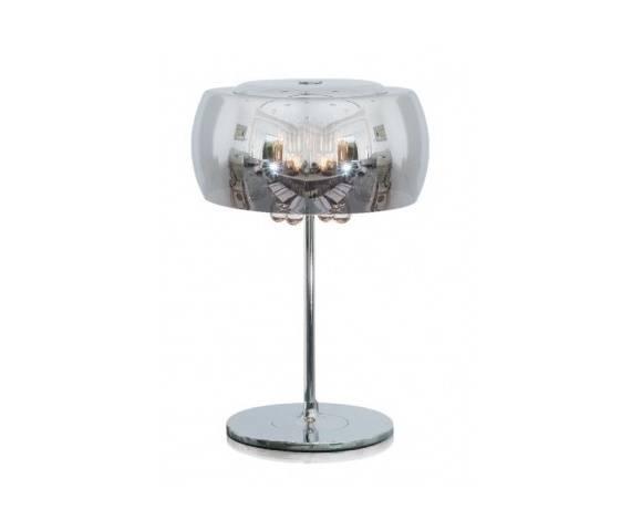 Lampa stołowa Crystal T0076-03E Zuma Line kryształowa lampa w nowoczesnym stylu