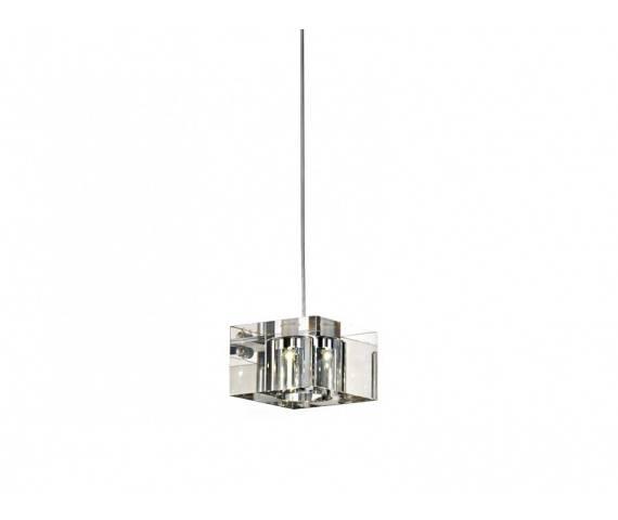 Lampa wisząca Box 1 AZ0036 AZzardo dekoracyjna oprawa w nowoczesnym stylu