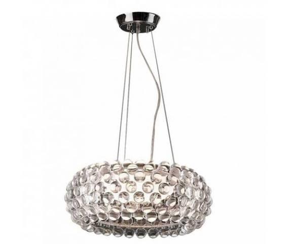 Lampa wisząca Acrylio 50 AZ0058 AZzardo dekoracyjna oprawa w nowoczesnym stylu