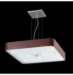 Lampa wisząca DOMINO 50 W-4 67402 Ramko