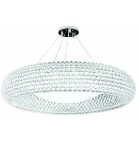 Lampa wisząca Acrylio XXL AZ0289 AZzardo dekoracyjna oprawa w nowoczesnym stylu
