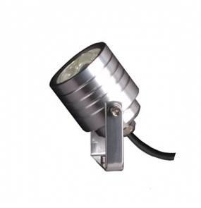 Reflektor kierunkowy Elita LED GZ/ELITE5 Elstead Lighting ruchoma oprawa LED w kolorze aluminiowym