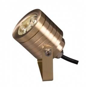 Reflektor kierunkowy Elite LED GZ/ELITE6 Elstead Lighting ruchoma oprawa LED w kolorze mosiądzu
