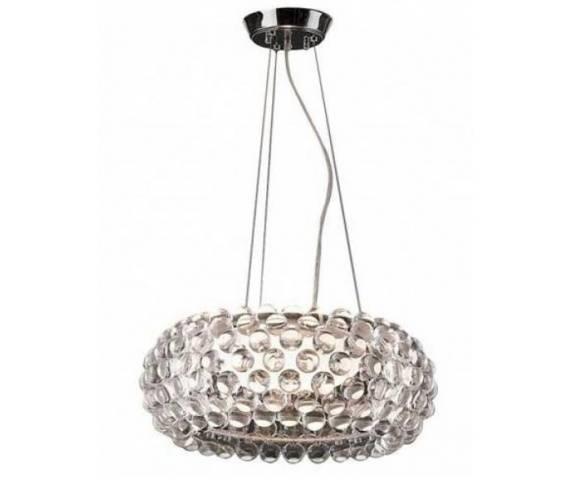 Lampa wisząca Acrylio 70 AZ0059 AZzardo dekoracyjna oprawa w nowoczesnym stylu