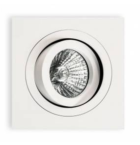 Oprawa halogenowa Fasto I Bianco Orlicki Design nowoczesna oprawa sufitowa w kolorze białym