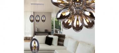 Nowości AZzardo - dekoracyjne oprawy w nowoczesnym stylu