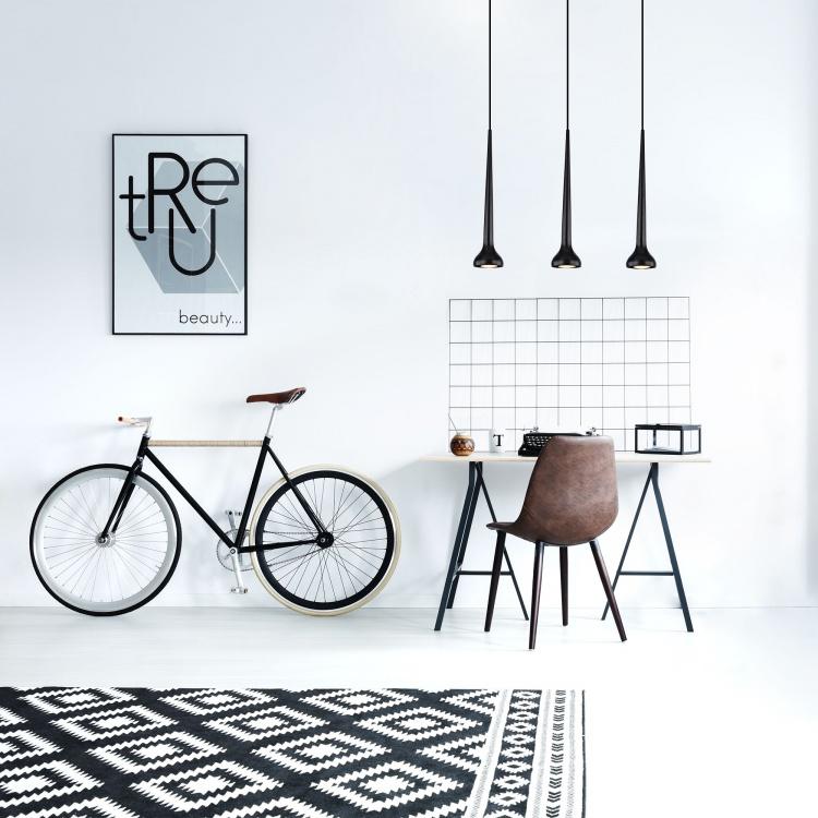 Lampy wiszące w kolorze czarnym - uniwersalność i elegancja