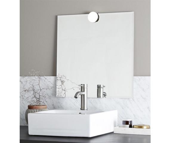 Oświetlenie lustra w łazience - porady i inspiracje