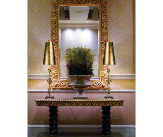 Niepowtarzalne lampy stołowe Flambeau