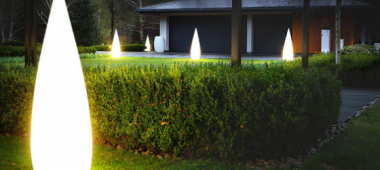 Oświetlenie ogrodowe – nasze niezawodne propozycje od Jadar