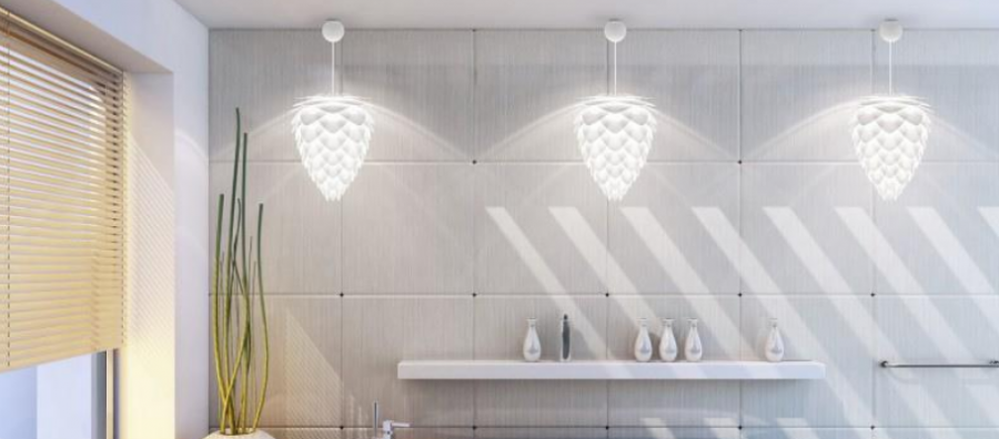 Nowoczesne i funkcjonalne lampy do łazienki