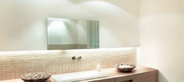Jak wprowadzić światło w łazience?