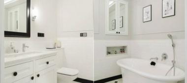 Oświetlenie łazienkowe a możliwość komfortowego wykonywania makijażu